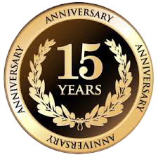 15 Years of service - The Fast Fillers - Attorneys